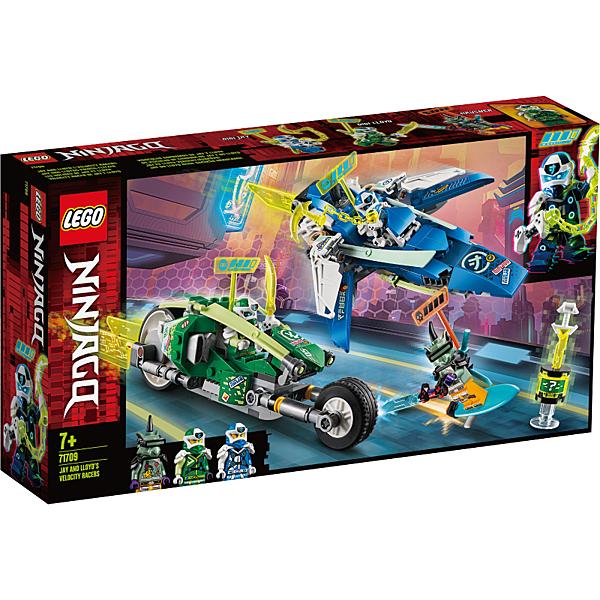 樂高 LEGO 71709 阿光和勞埃德的競速快車