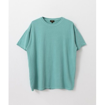 (URBAN RESEARCH/アーバンリサーチ)FREEMANS SPORTING CLUB Garment Dyed T-SHIRTS/メンズ SEAFORM