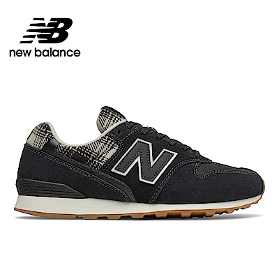 New Balance 運動休閒鞋 WL996CH  女鞋 黑