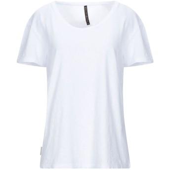 《セール開催中》MANILA GRACE レディース T シャツ ホワイト 2 コットン 100%