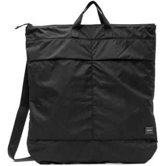 (PORTER/ポーター)吉田カバン ポーター PORTER FLEX フレックス 2WAY HELMET BAG ショルダーバッグ 856-07421/ユニセックス ブラック