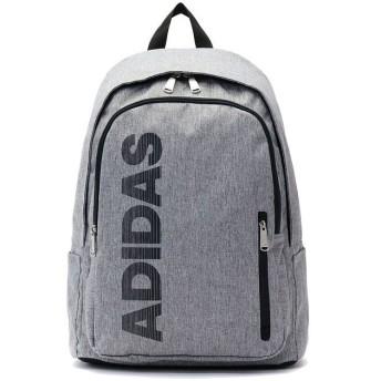 (adidas/アディダス)アディダス adidas スクールバッグ リュックサック デイパック バックパック 25L 57415/ユニセックス グレー