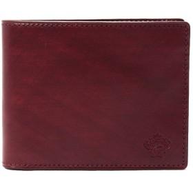 (Orobianco(Wallet・Belt・Stole)/オロビアンコサイフベルトマフラー)二つ折り札入れ(ORS-012508)/メンズ WINE