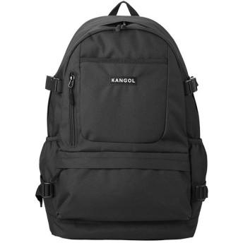 (KANGOL/カンゴール)カンゴール バースト リュック 24L B4ファイル KANGOL 250-1500/メンズ ブラック