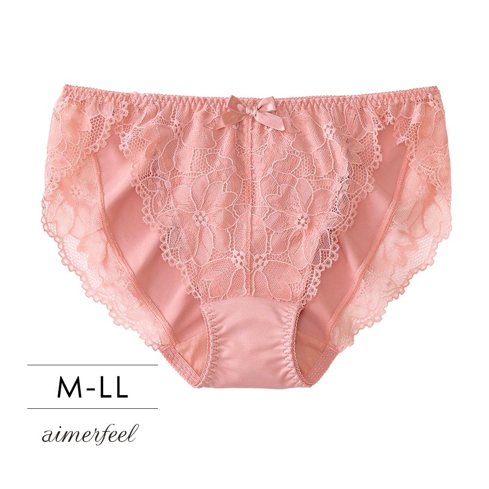 內褲淑女Mix&Match三角褲單品內褲-粉紅x粉紅-959021-PI12