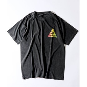 (JOURNAL STANDARD relume Men's/ジャーナルスタンダード レリューム メンズ)BODY GLOVE×relume / 別注ボディグローブ TRIANGLE ONEPOINT Tシャツ/メンズ ブラックA