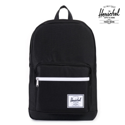 【Herschel】Pop Quiz後背包-黑色