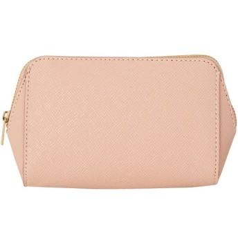 (cream dot/クリームドット)バッグの中をお洒落に整頓する、ころんと可愛いポーチ/レディース ピンク系1
