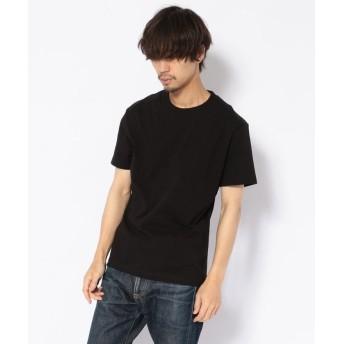 (B'2nd/ビーセカンド)PIUORO(ピウオロ)4 PANEL T-SHIRTS/ティーシャツ/メンズ BLACK