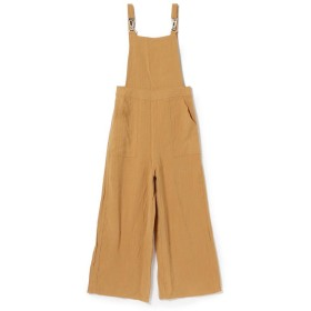 (BEAMS OUTLET/ビームス アウトレット)GHOSPELL / Ranger Pinafore Jumpsuit/レディース BEIGE