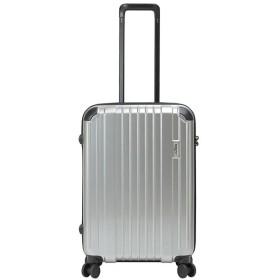 (BERMAS/バーマス)バーマス スーツケース ヘリテージ Mサイズ/54L ファスナータイプ ストッパー機能 USBポート BERMAS 60491/ユニセックス シルバー