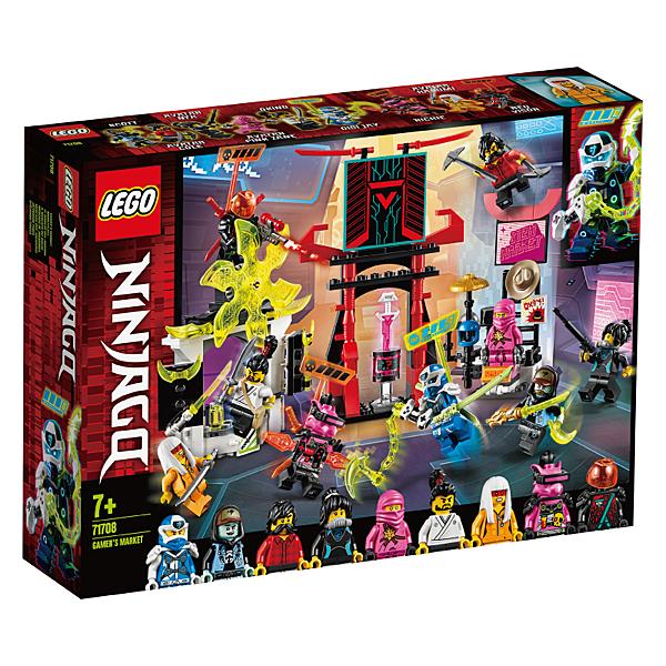 樂高 LEGO 旋風忍者系列  LT71708 玩家市集