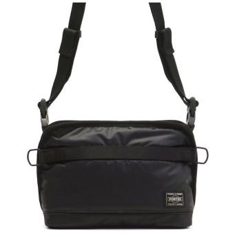 (PORTER/ポーター)吉田カバン ポーター ショルダー PORTER IDEA アイデア 2WAY ショルダーバッグ WAIST SHOULDER BAG(S) 533-17917/ユニセックス ブラック