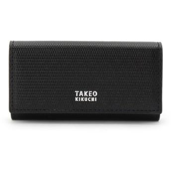 (TAKEO KIKUCHI/タケオキクチ)ミニメッシュキーケース [ メンズ キーケース 定番 ギフト プレゼント ]/メンズ ブラック(519)