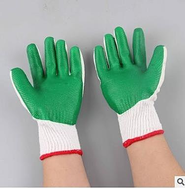 防切割手套包郵小幫手勞保手套防割手套耐磨牛郎星膠片手套防護橡膠耐高溫手  伊蘿