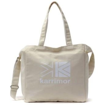 (Karrimor/カリマー)カリマー トートバッグ karrimor ショルダーバッグ 2WAY cotton tote コットントート A4 25L 921/ユニセックス キナリ系2
