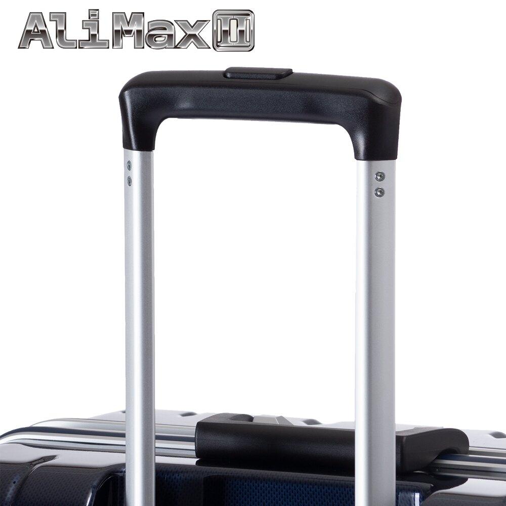 【A.L.I】28吋 台日同步 Ali Max行李箱/國旅首選/行李箱(011RA白色)【威奇包仔通】