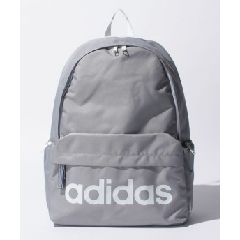 (ACE/ business & casual/エースビジネスカジュアル)【adidas】 リュックサック/レディース ワームグレー