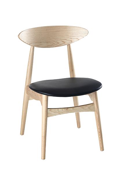 【南洋風休閒傢俱】餐椅系列- CH33洽談椅 靠背椅 造型椅 實木椅  設計師椅 CX930-11~12