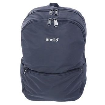 (BACKYARD/バックヤード)anello アネロ URBAN STREET 10ポケットデイパック AT-H2111/ユニセックス ネイビー