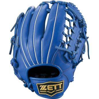 (ZETT/ゼット)ゼット/キッズ/ソフトグラブ LH/レディース ロイヤルブルー2500