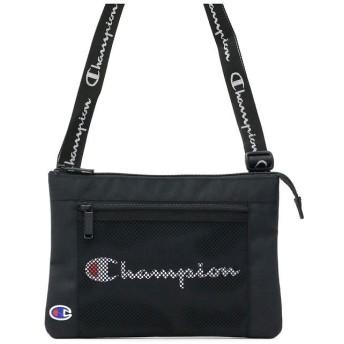 (Champion/チャンピオン)チャンピオン サコッシュ Champion バッグ ユージン 斜めがけ ショルダーバッグ 57427/ユニセックス ブラック