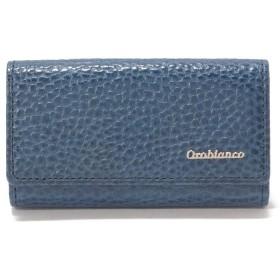 (Orobianco(Wallet・Belt・Stole)/オロビアンコサイフベルトマフラー)キーケース(ORS-021408)/メンズ BLUE