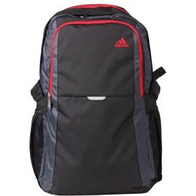 (adidas/アディダス)アディダス リュック 大容量 30L A3 adidas 47840 チェストベルト付き スクールバッグ/ユニセックス ブラック系1