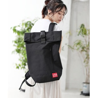 (Manhattan Portage/マンハッタン ポーテージ)Hillside Backpack JR/ユニセックス Black