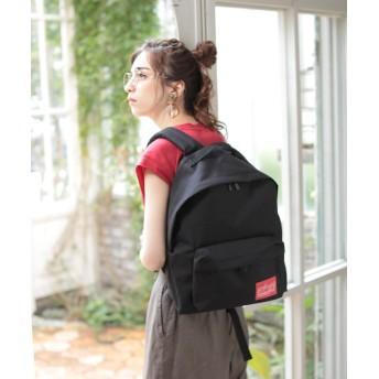 (Manhattan Portage/マンハッタン ポーテージ)Big Apple Backpack/ユニセックス Black