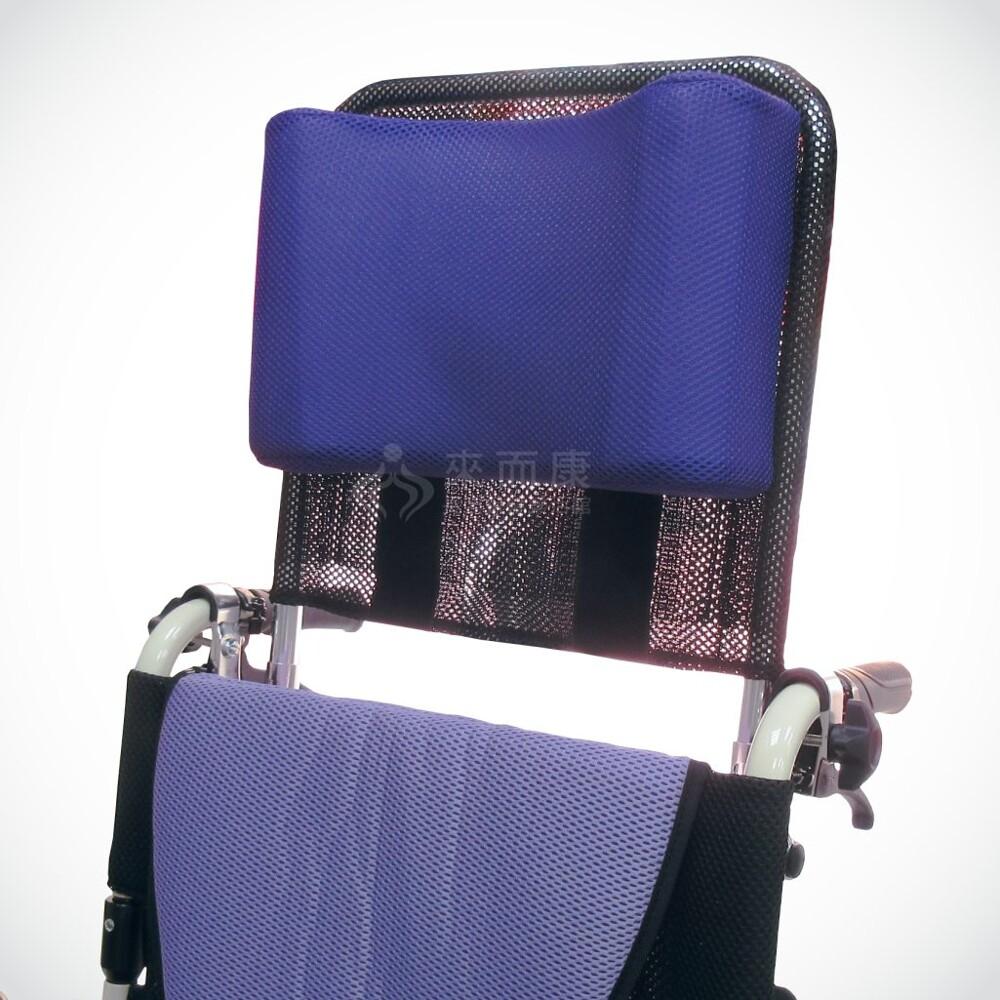 來而康 fzk 輪椅專用 頭靠組 可調整高低與角度 色彩隨機出貨