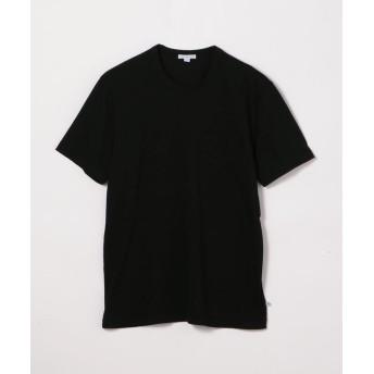 (JAMES PERSE/ジェームス パース)ベーシックポケット付きTシャツ MLJ3282/メンズ 19ブラック