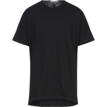 《セール開催中》GREY DANIELE ALESSANDRINI メンズ T シャツ ブラック S コットン 100%