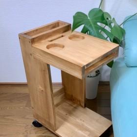 サイドテーブル コンパクト