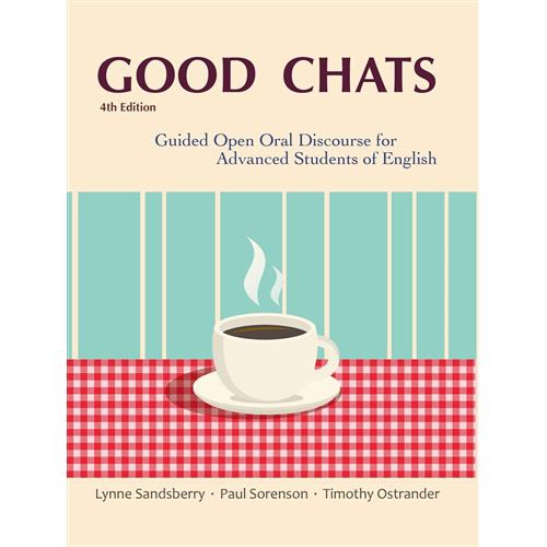 Good Chats, 4/e (+1CD)[79折]11100847278