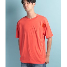 (mercibeaucoup、/メルシーボークー)メルシーボークー、/ B:ゴシキししゅうT / Tシャツ/レディース オレンジ
