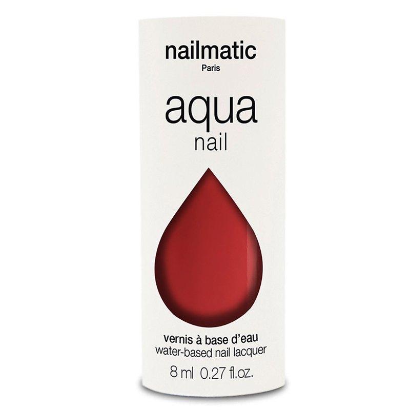 Nailmatic 水系列經典指甲油 Poppy 珊瑚紅