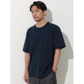 (koe/コエ)【UNISEX対応】ヘビーウェイトコットンTシャツ/ユニセックス ネイビー