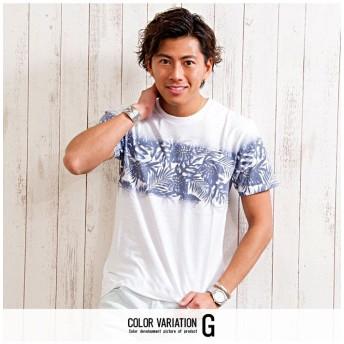 (CavariA/キャバリア)CavariA【キャバリア】グラフィックプリントTシャツ/メンズ その他系6