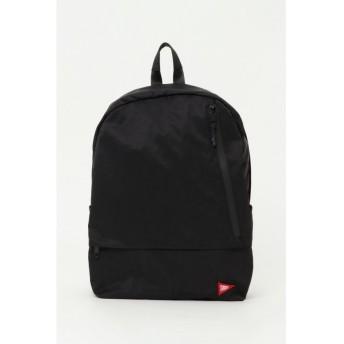 (ikka/イッカ)Healthknit Product 8ポケリュック/レディース ブラック