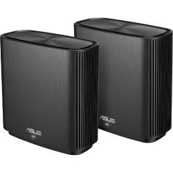 ASUS 華碩 ZenWIFI AC CT8 (二件組) AC3000 三頻 Wi-Fi Mesh 系統 網狀網絡 路由器