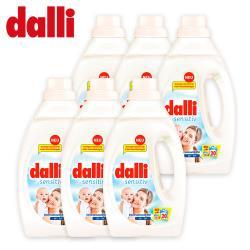 德國達麗Dalli 抗敏洗衣精1.1Lx6瓶