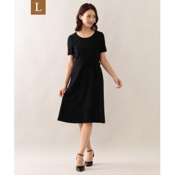 (TO BE CHIC(L SIZE)/トゥービーシック エルサイズ)【L】セレモニー用ドレス/レディース ネイビー