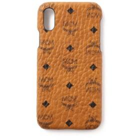 (LHP/エルエイチピー)MCM/エムシーエム/Vists Original iPhoneX Case/レディース BROWN