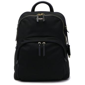 (TUMI/トゥミ)【日本正規品】トゥミ TUMI VOYAGEUR ボヤジュール ドリ バックパック Dori Backpack リュックサック 196306/レディース ブラック
