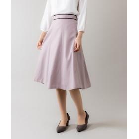 (Rewde/ルゥデ)8枚はぎスカート(9R10-10133)/レディース ピンク