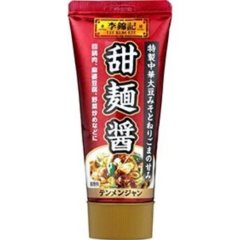 S&B 李錦記 甜麺醤(チューブ入り) 90g まとめ買い(×6)|0007889514642:インスタントフーズ(c1-tc)