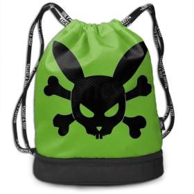 修行中 ジムサック ナップサック スポーツバッグ 手提げポーチ かわいい巾着袋 おしゃれバッグ アウトドア 旅行 登山 遠足用