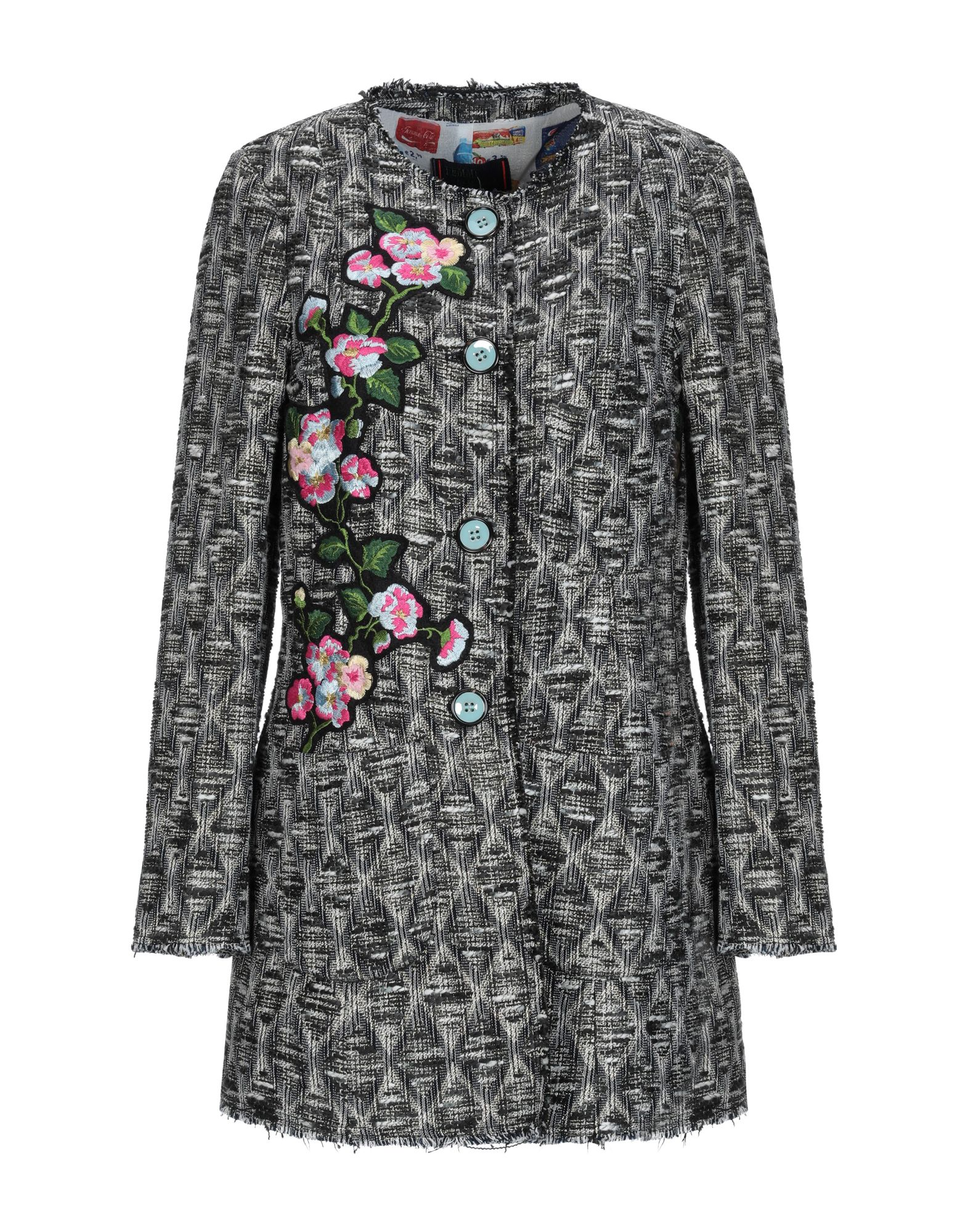 FEMME by MICHELE ROSSI Coats - Item 49437242