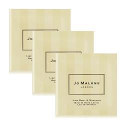 Jo Malone 青檸羅勒葉與柑橘手部及身體潤膚乳液(5ml)X3-百貨公司貨
